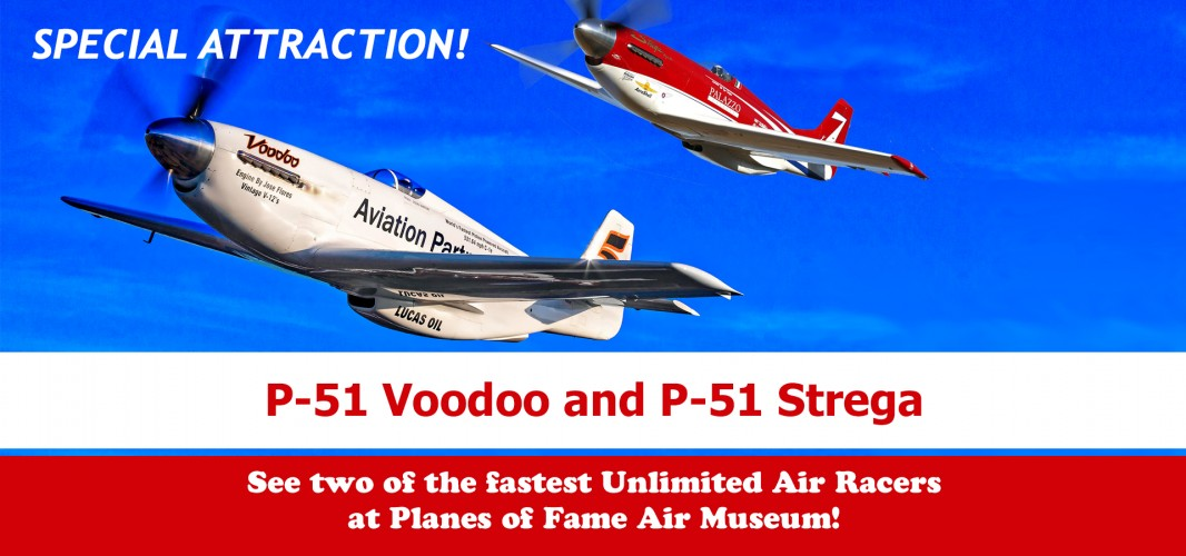 Home Page | Planes of Fame Air Museum