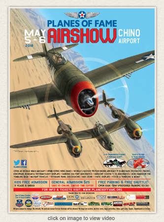 planes of fame planes of fame air show general information