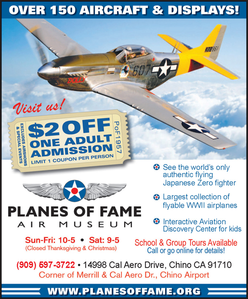 Gift Shop Specials | Planes of Fame Air Museum