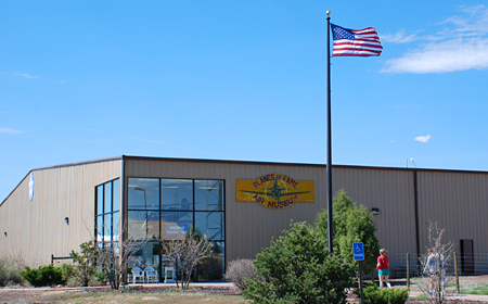 Grand Canyon/Valle, AZ Location | Planes of Fame Air Museum